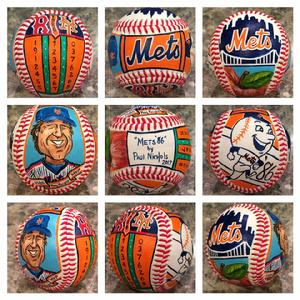 NY Mets, 1986, World Series